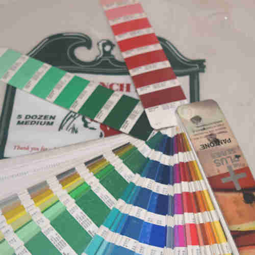 Color Inspection and Design Inspection
