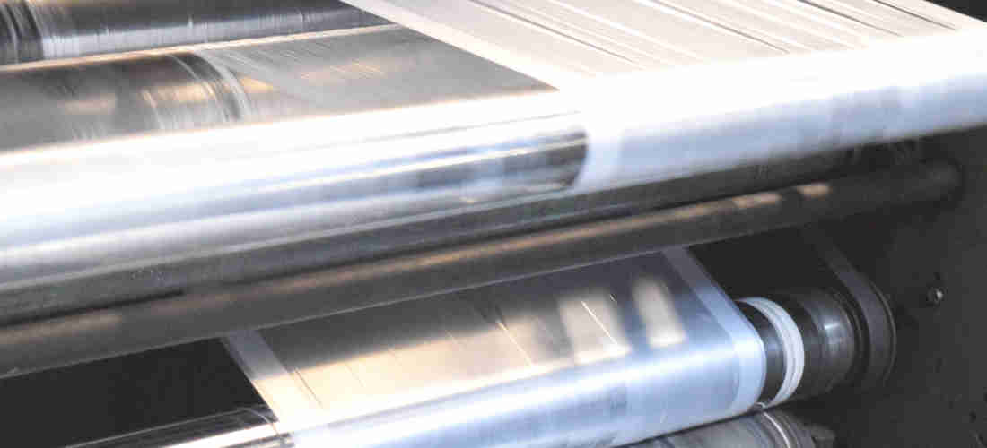 Efficient Production of poly bags at California Plastix