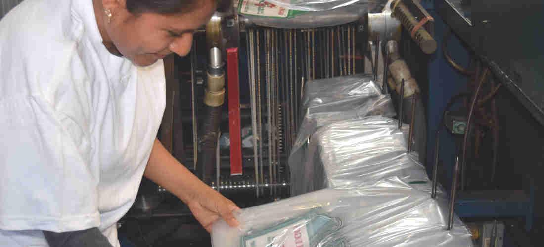 Quality Conversion Inspection at California Plastix