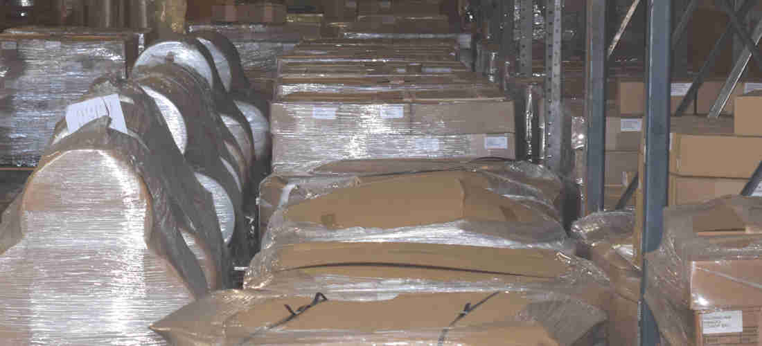 Nationwide Freight at California Plastix