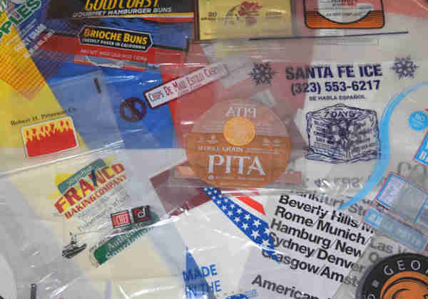 Poly Bags Produced at California Plastix